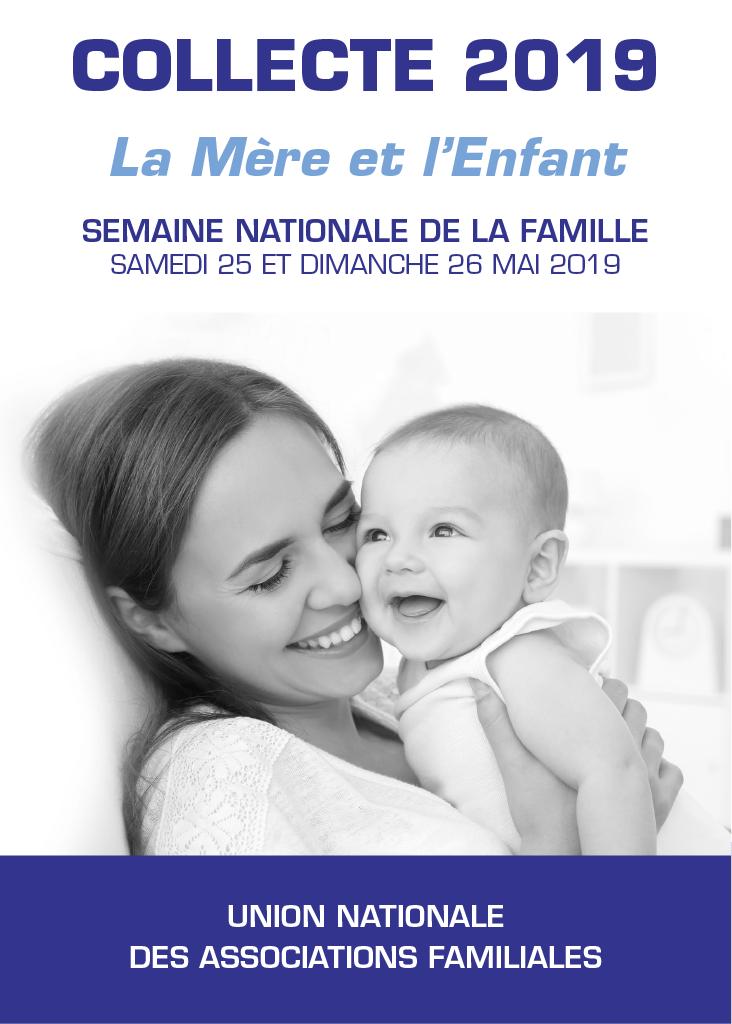 Collecte pour la mère et l'enfant 2019